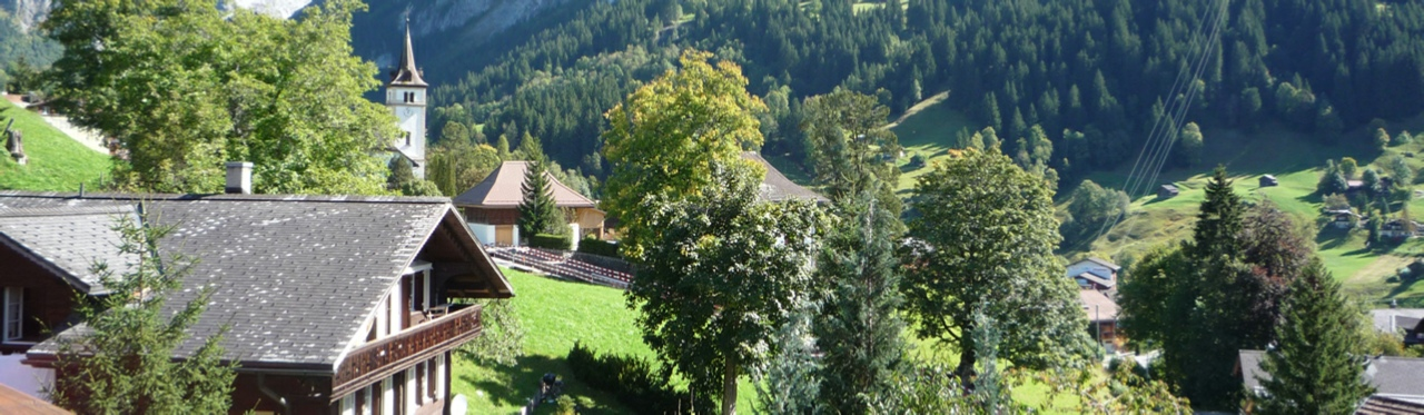 Luxury Swiss Ski Chalet Rental